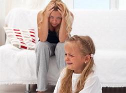Психические расстройства у детей