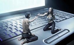 виртуальная любовь фото