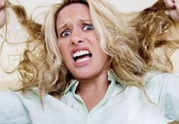 Женская истерика - причины, как бороться с женской истерикой