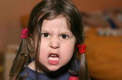 нервозность у детей фото
