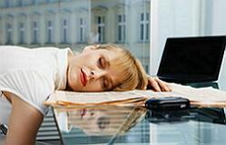 хроническая усталость фото